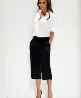 Effortlessly chic: Victoria Beckham