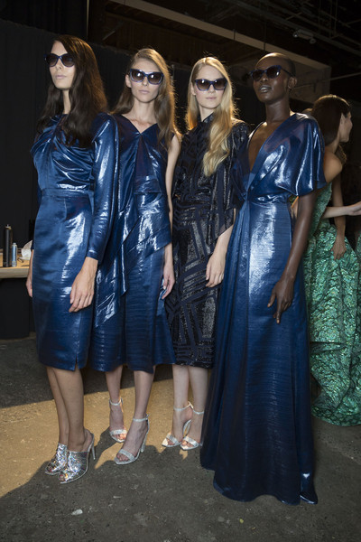 Christian SirianoSpring 2015 Backstage