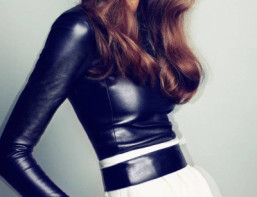 bianca balti leather