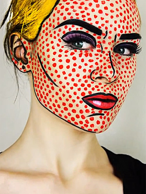 omic-book-pop-art-halloween-makeup-tutorial-emma-pickles