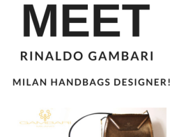 meet the designer GAMBARI