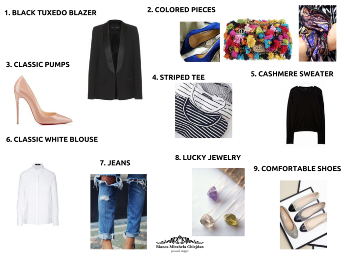 9 items every woman needs in her closet