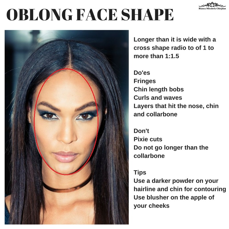 oblong-face-shape